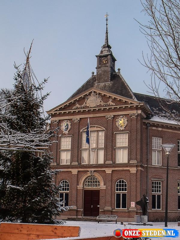 Het Veenkoloniaal museum in Veendam