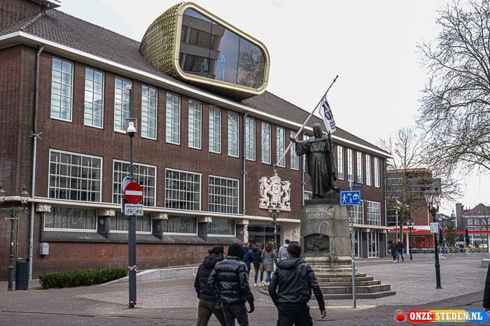 Het Limburgs Museum in Venlo.