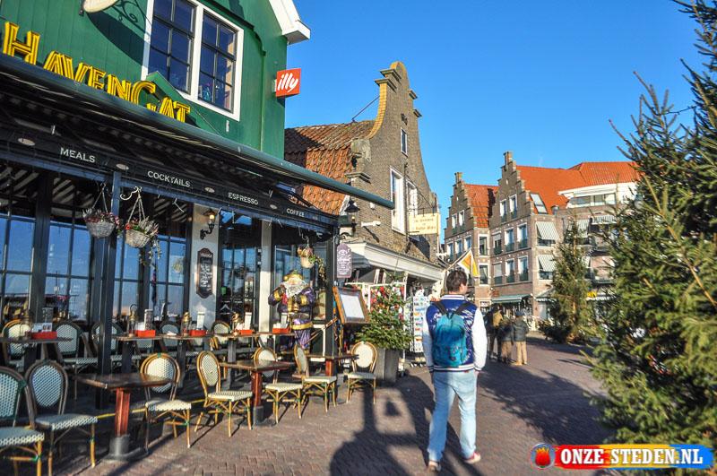 De Haven in Volendam
