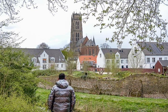 De Korte Tolstraat in Zaltbommel