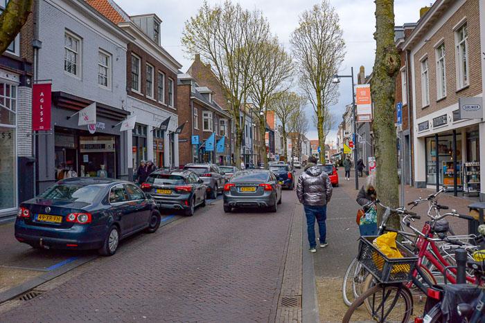 De Markt in Zaltbommel