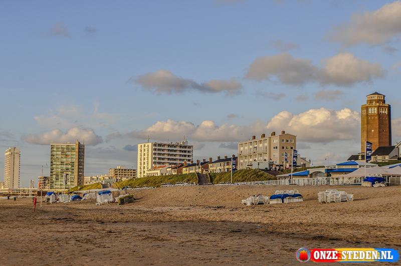 het Strand van Zandvoort