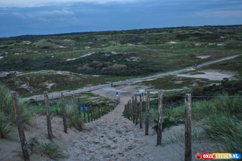 De Boulevard Paulus Loot in Zandvoort