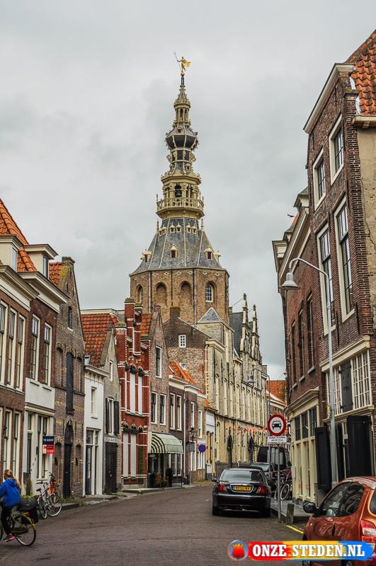 Het oude Stadhuis van Zierikzee