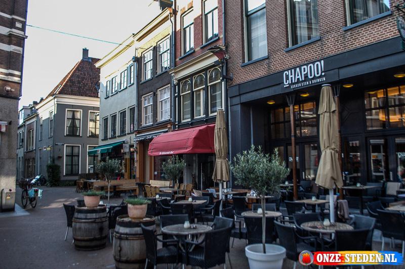 De Turfstraat in Zutphen