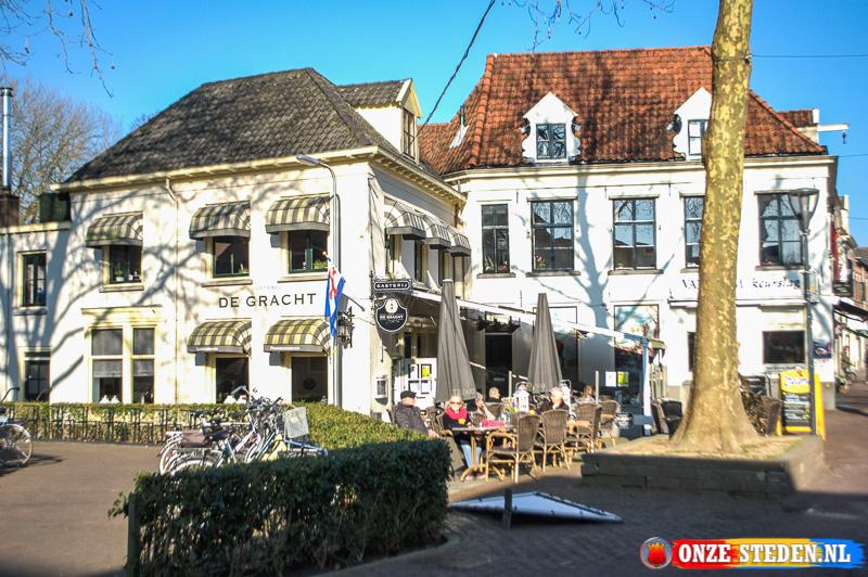 De Laarstraat in Zutphen