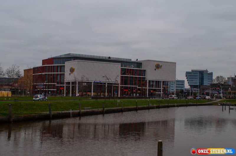 De Stadsmuur van Zwolle