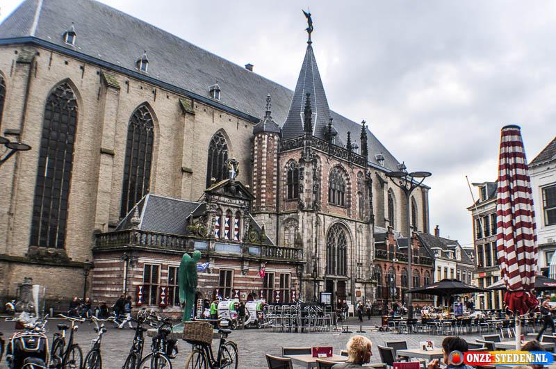 Sint-Michaëlskerk in Zowlle